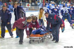 Войтек Вольски получил тяжелейшую травму