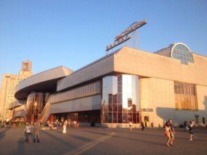 Минский вокзал