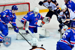 Константин Волков в игре