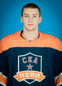Ларичев на высоком уровне дебютировал в ВХЛ